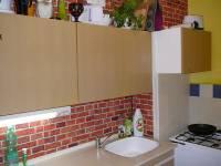 Nemovistost Pronájem bytu 1+1 ul. Budovatelů, Nový Jičín - Kuchyň
