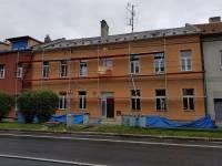 Nemovistost Byt 3+1, vl. osobní,  ul. Suvorovova, Nový Jičín  - dům