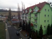 výhled z okna