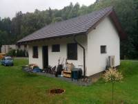 dům a vstup